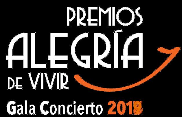 PREMIOS ALEGRIA DE VIVIR 2019